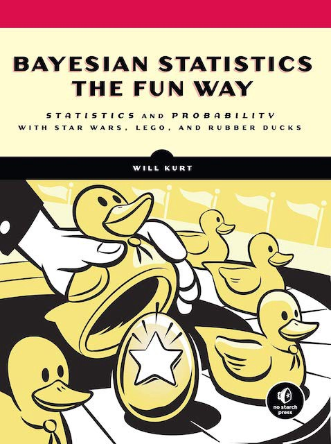 Interview with Will Kurt on his latest book: Bayesian
