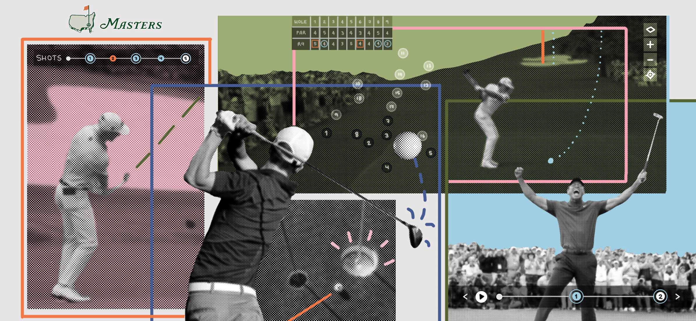 The Masters Digital Experience is a Model for Professional Sports