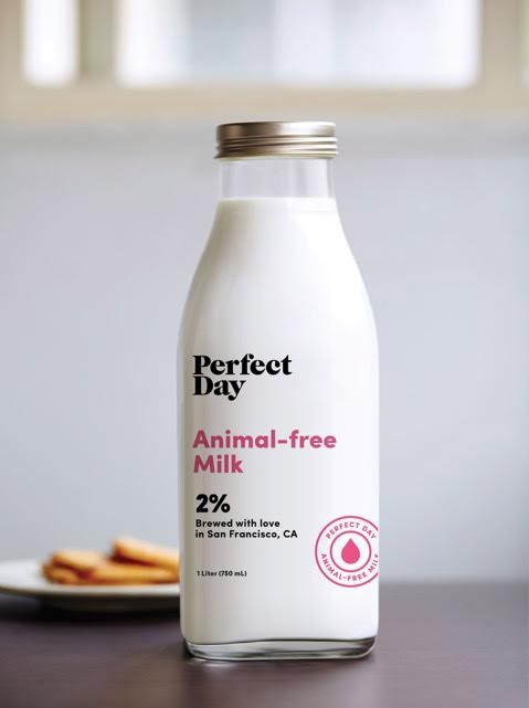 Perfect Day Foods Partners to Change Dairy Protein