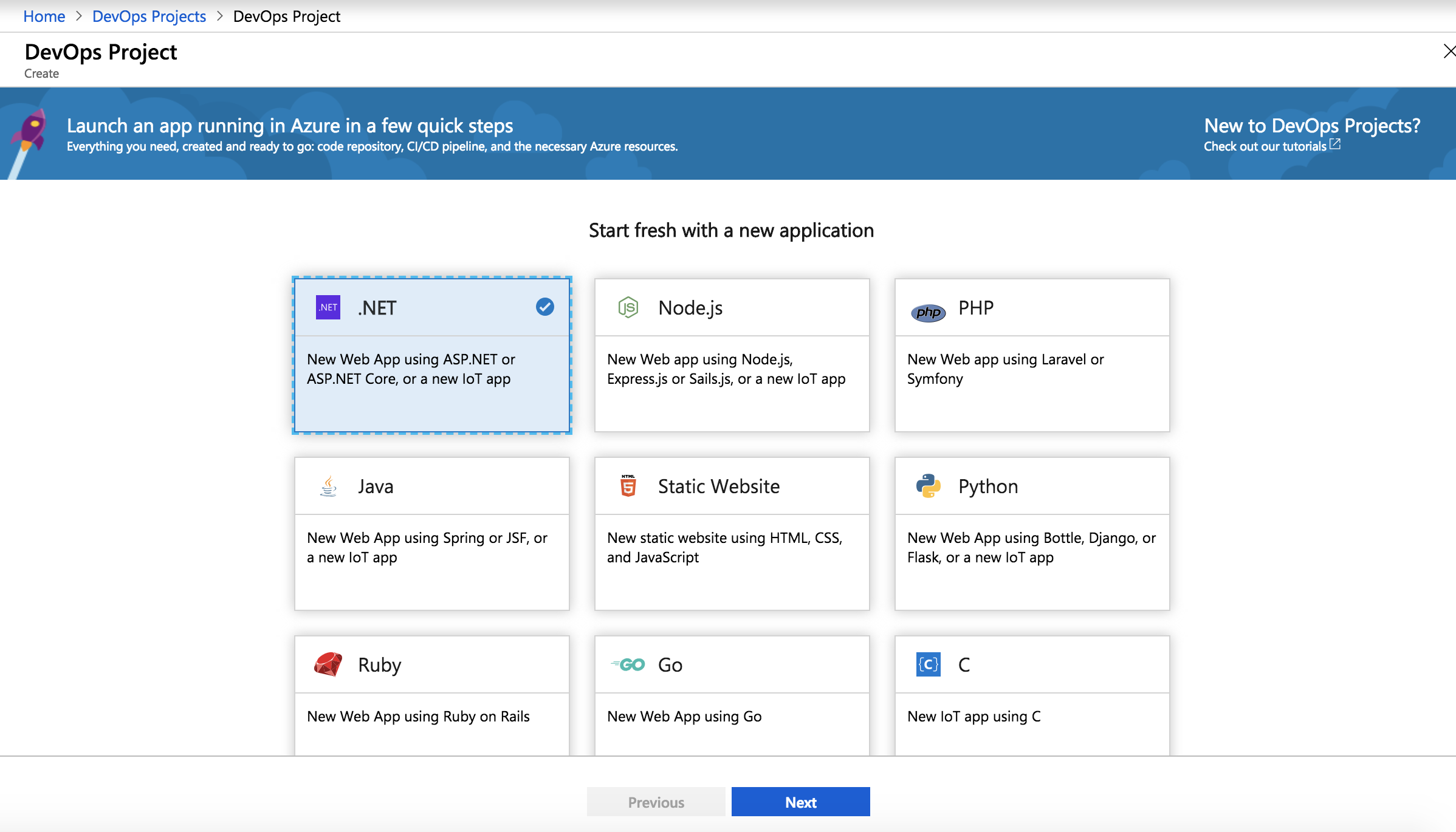 Getting started with Azure DevOps Services - ITNEXT