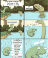 Comic about how much is involved with Kubernetes. A dinosaur expresses excitement at starting Kubernetes and plunges into the deep end of a lake as you see all the elements involved with Kubernetes.