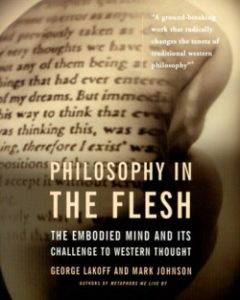book cover Philosophy in the Flesh