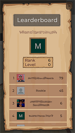 How to develop a complete Leader board for a Unity game