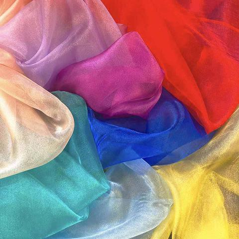 What You Must Know About Organza Fabric To Make An Informed Choice By Kristene Paul Medium