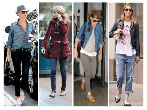 Wear With Oxford Shoes For Women