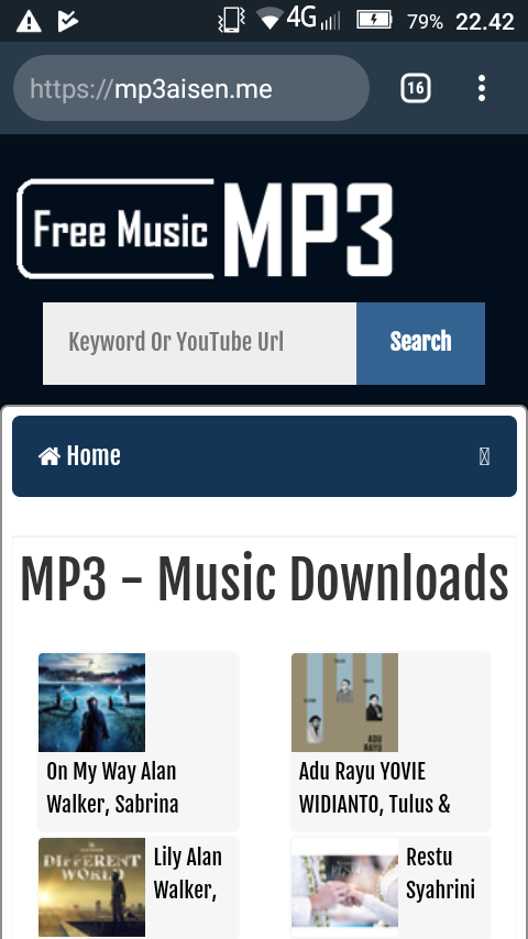Download Free Music Mp3 Youtube Downloader On Mp3aisen Me Good Website By Tengku Medium