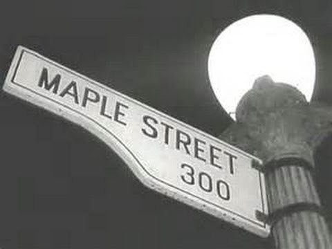 The Monsters Are Due On Maple Street By Erich Barto Medium