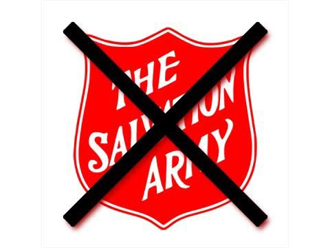 Why You Shouldn T Donate To The Salvation Army Ever By James Peron The Radical Center Medium