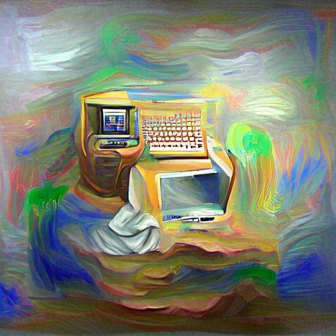 """How this """"artificial dreaming"""" program works, and how you can create your own artwork with it"""