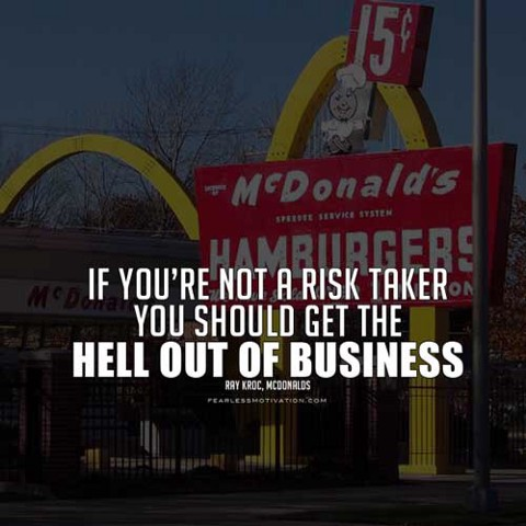 Get Out of Business Eric Corl Ray Kroc