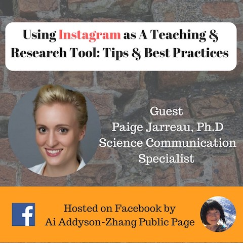 Using Instagram As A Teaching Research Tool Tips Resources
