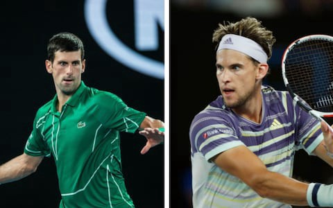 Aus Open Final Djokovic Vs Thiem Livestream Novak Djokovic Vs Dominic Thiem Live Tv Channels 2020 By Pijush Maitra Medium