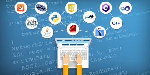 Top Five Programming Languages For Web Development By Fugenx Technologies Medium