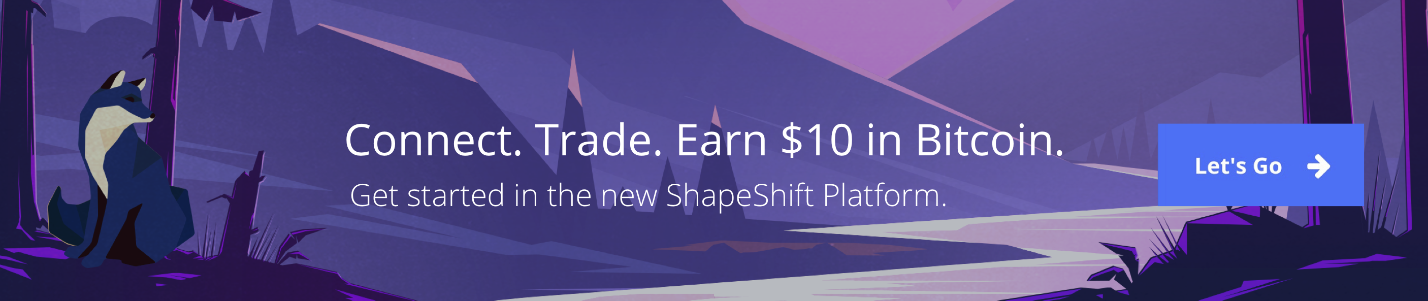 We are making it simple for first-time traders to get free bitcoin in the ShapeShift Platform. Follow the steps to qualify.