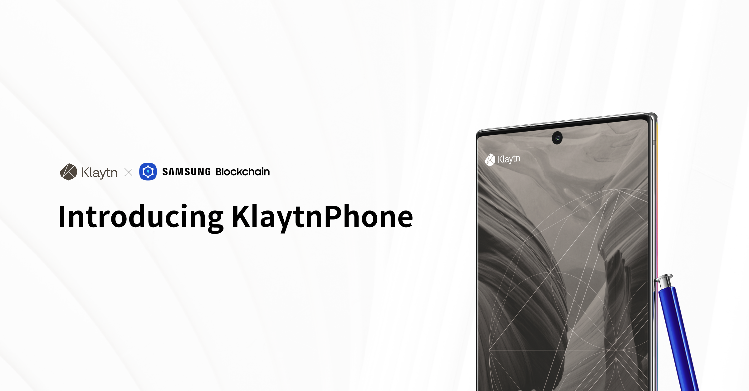 Meet Samsung Galaxy Note10 KlaytnPhone: Your First All-in