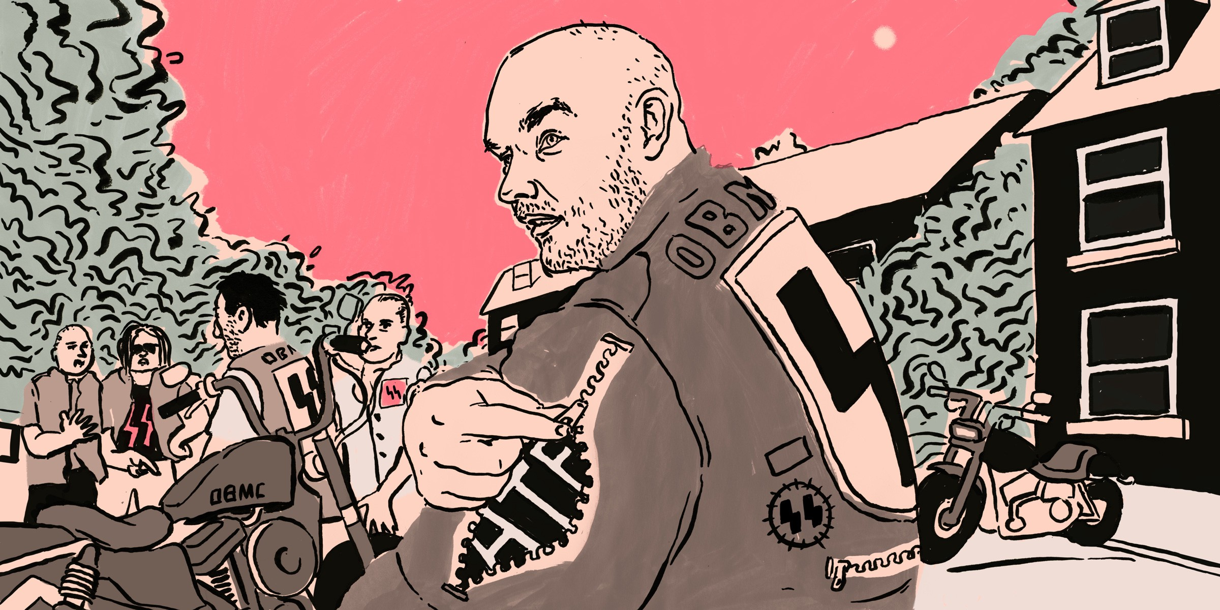 How I Accidentally Wound Up Running An Outlaw Biker Gang In Ohio By Gen Editors Gen