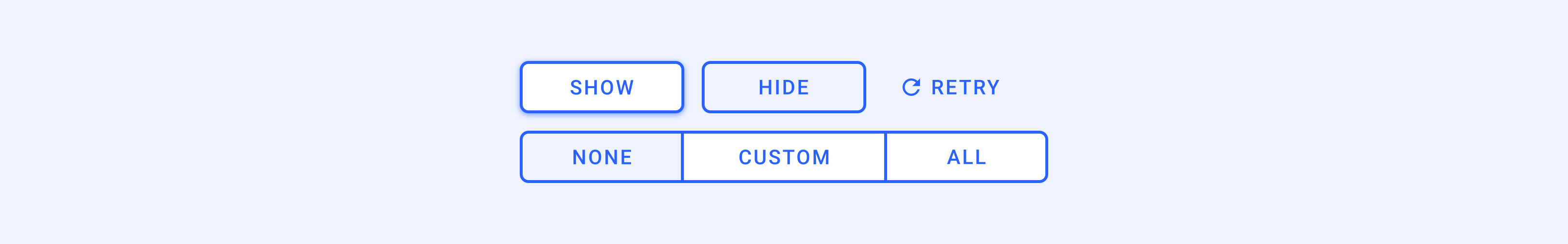 Hands-on with Material Components for Android: Buttons
