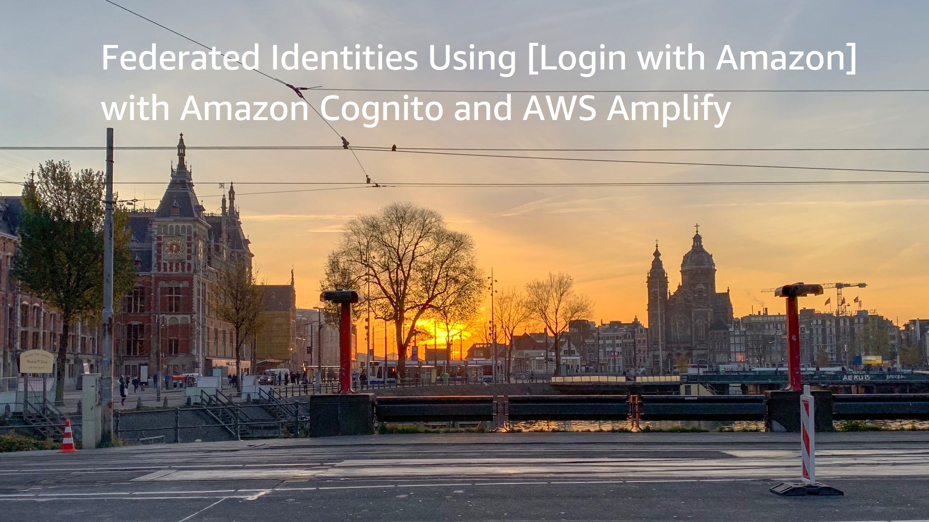 Using Login with Amazon as an Identity Provider for iOS