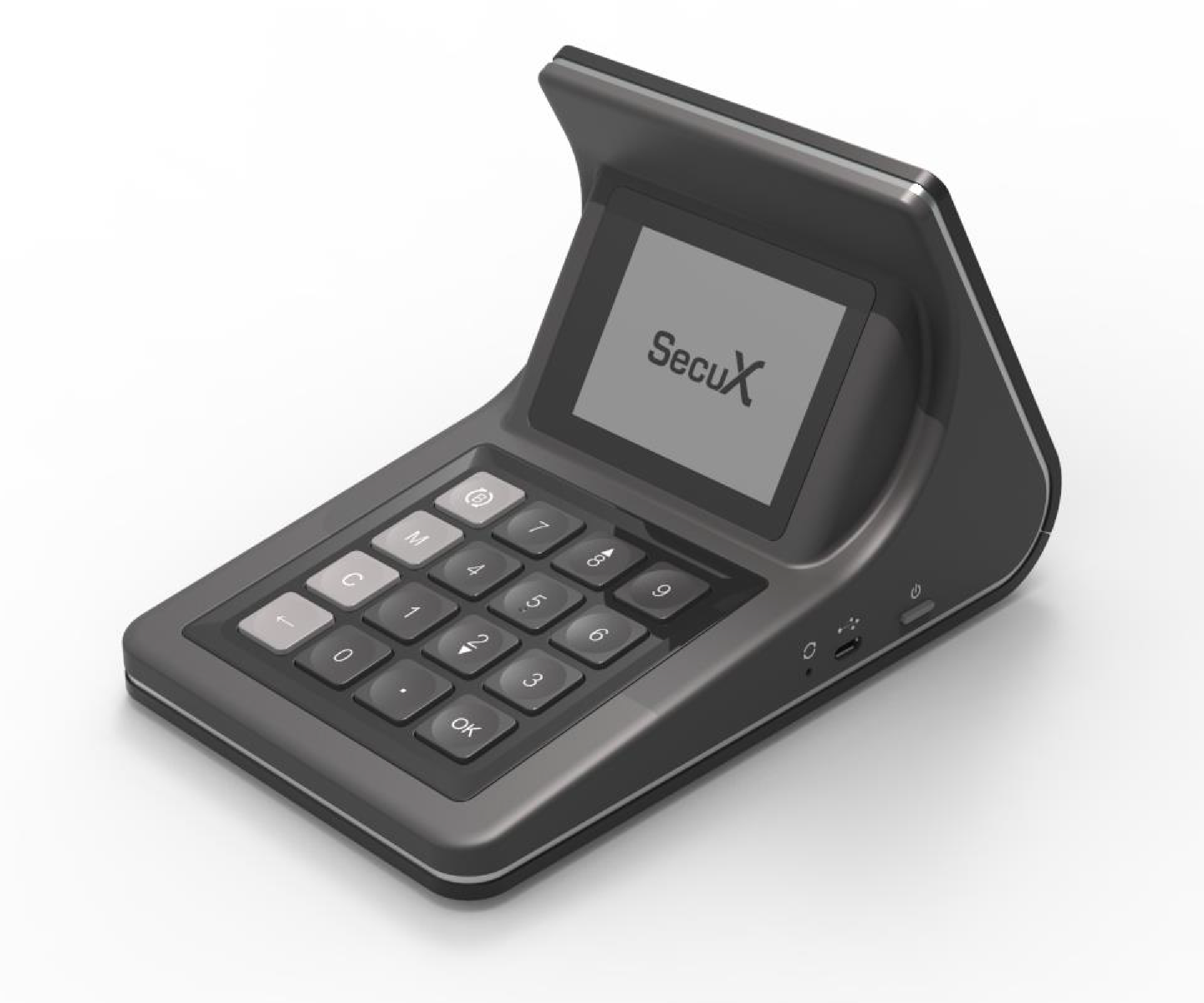SecuX P22 Payment Terminal — Operate standalone without an Internet connection