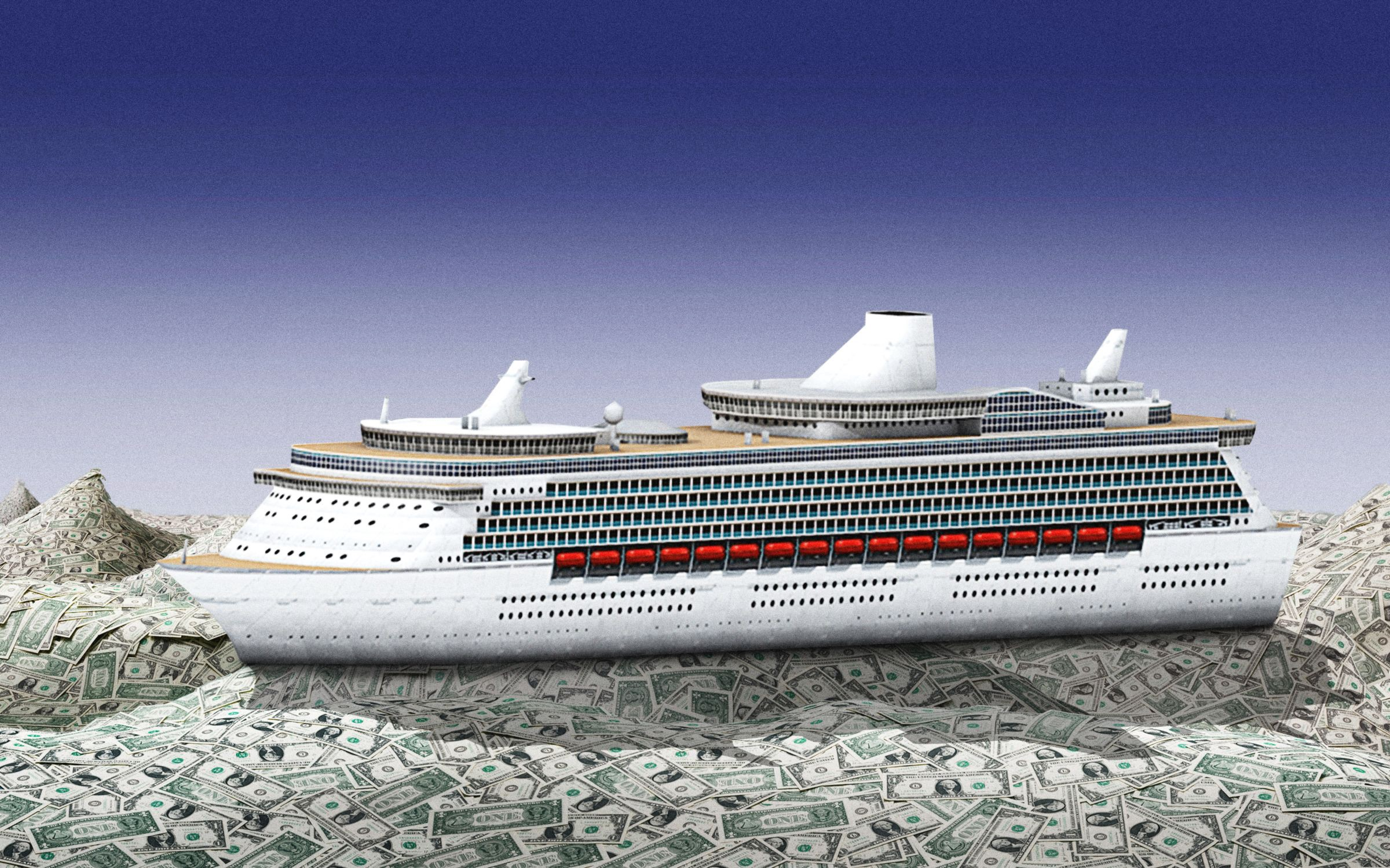 Why Carnival Cruise Line Is Such A Popular Stock Right Now Marker