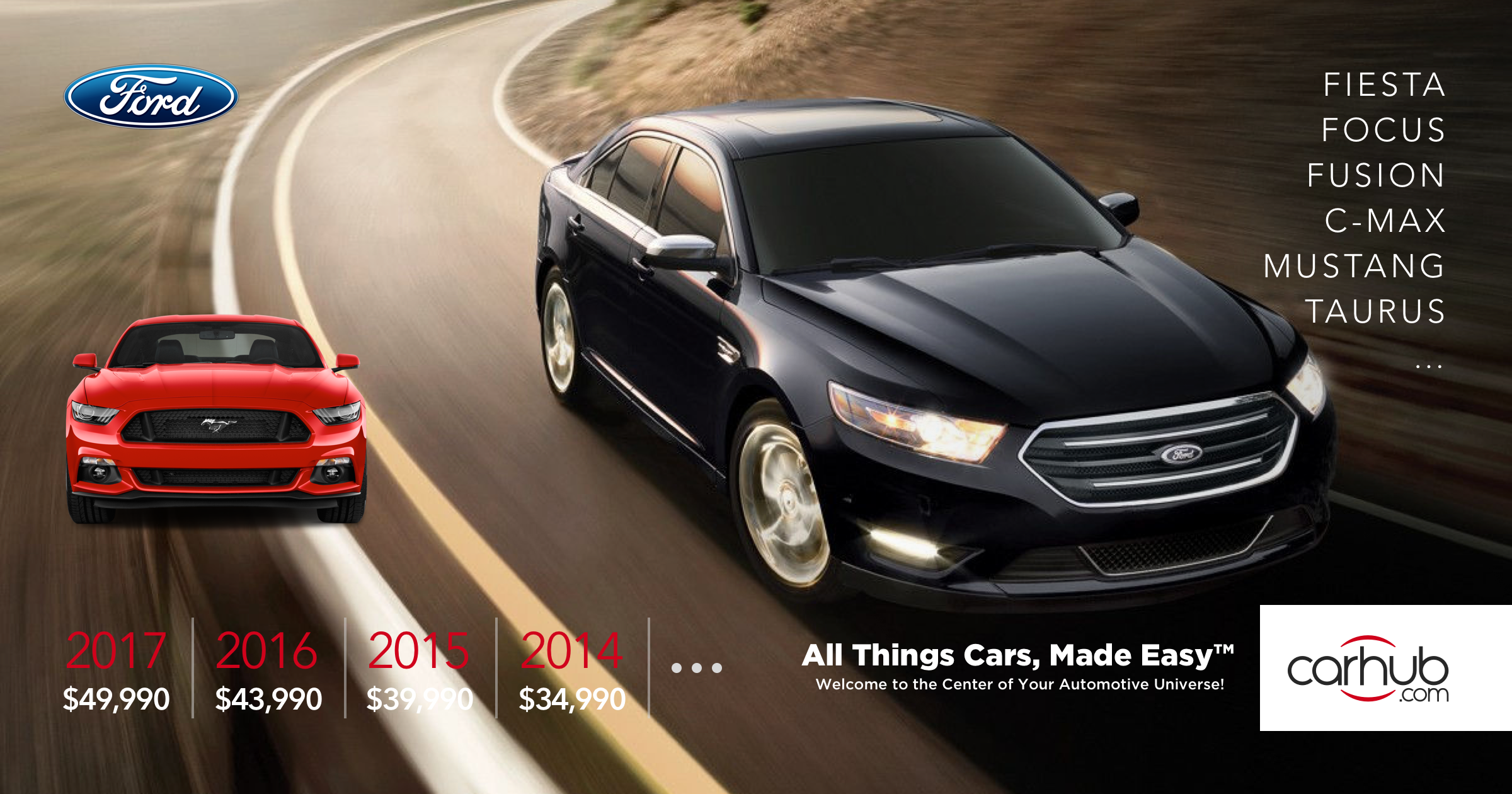 All Ford Models All Ford Models With Photos Videos By Carhub Medium