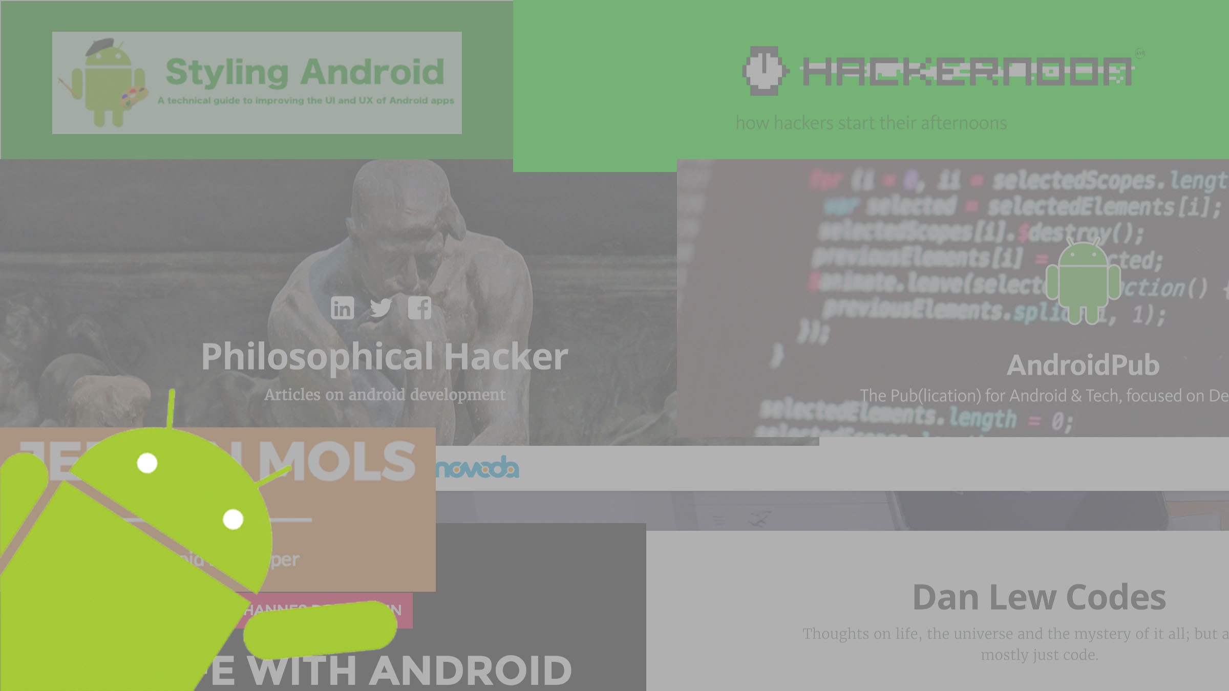 12 Android blogs you should be following - Jordan Jozwiak
