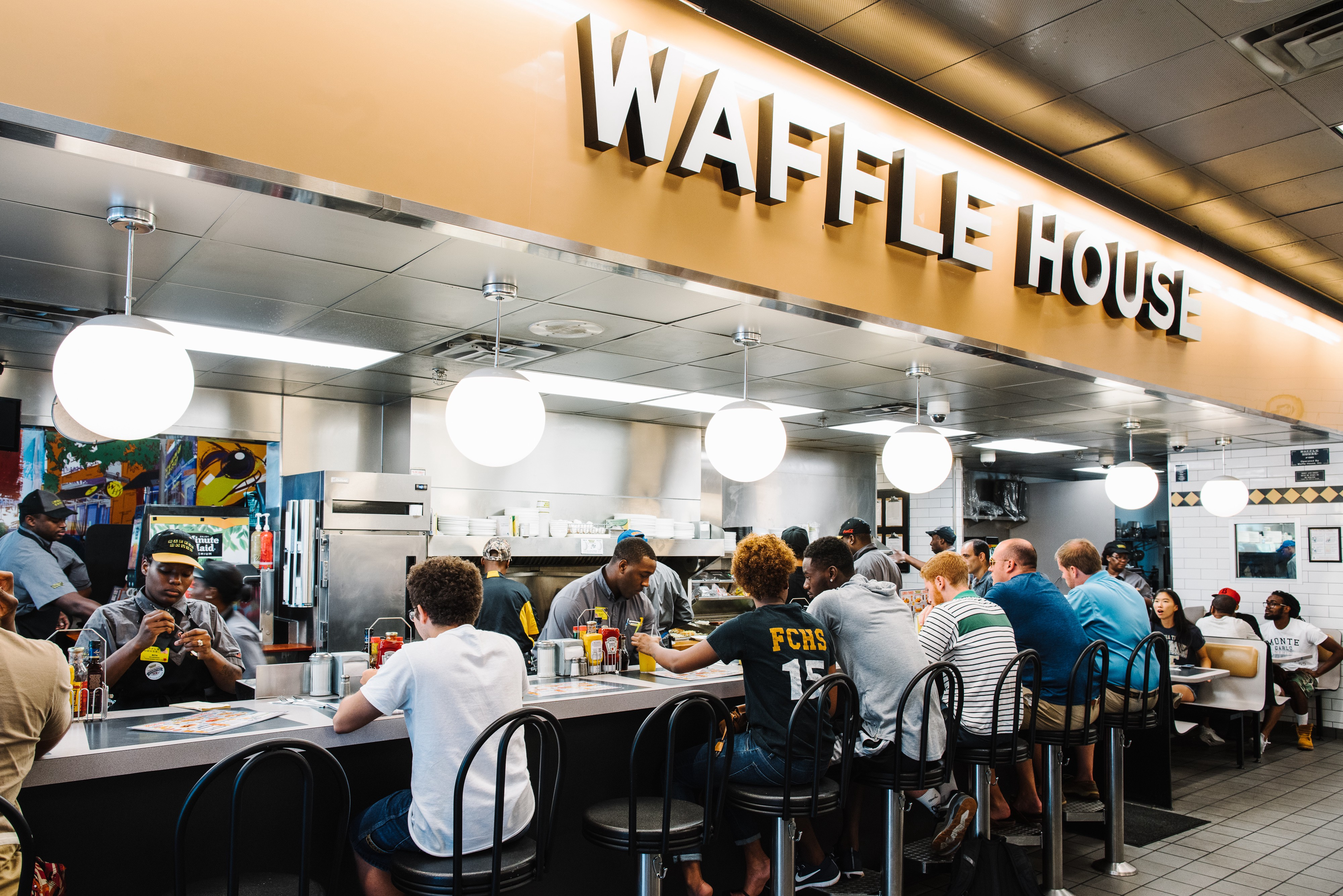 Meet the Short-Order Cooks So Good Waffle House Officially Calls