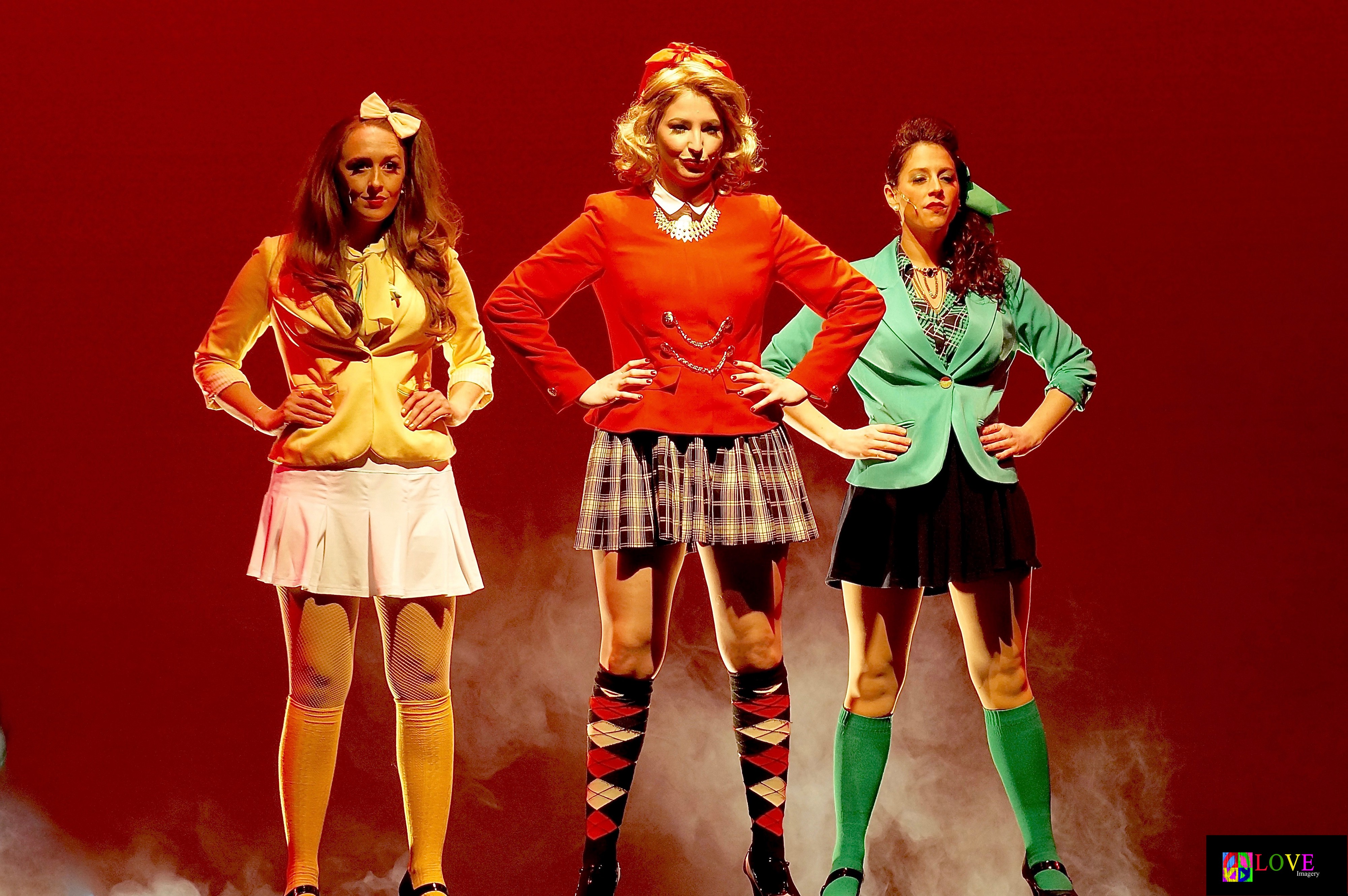 """Heathers the Musical"""": Exit 82 Theater Company - Spotlight Central"""