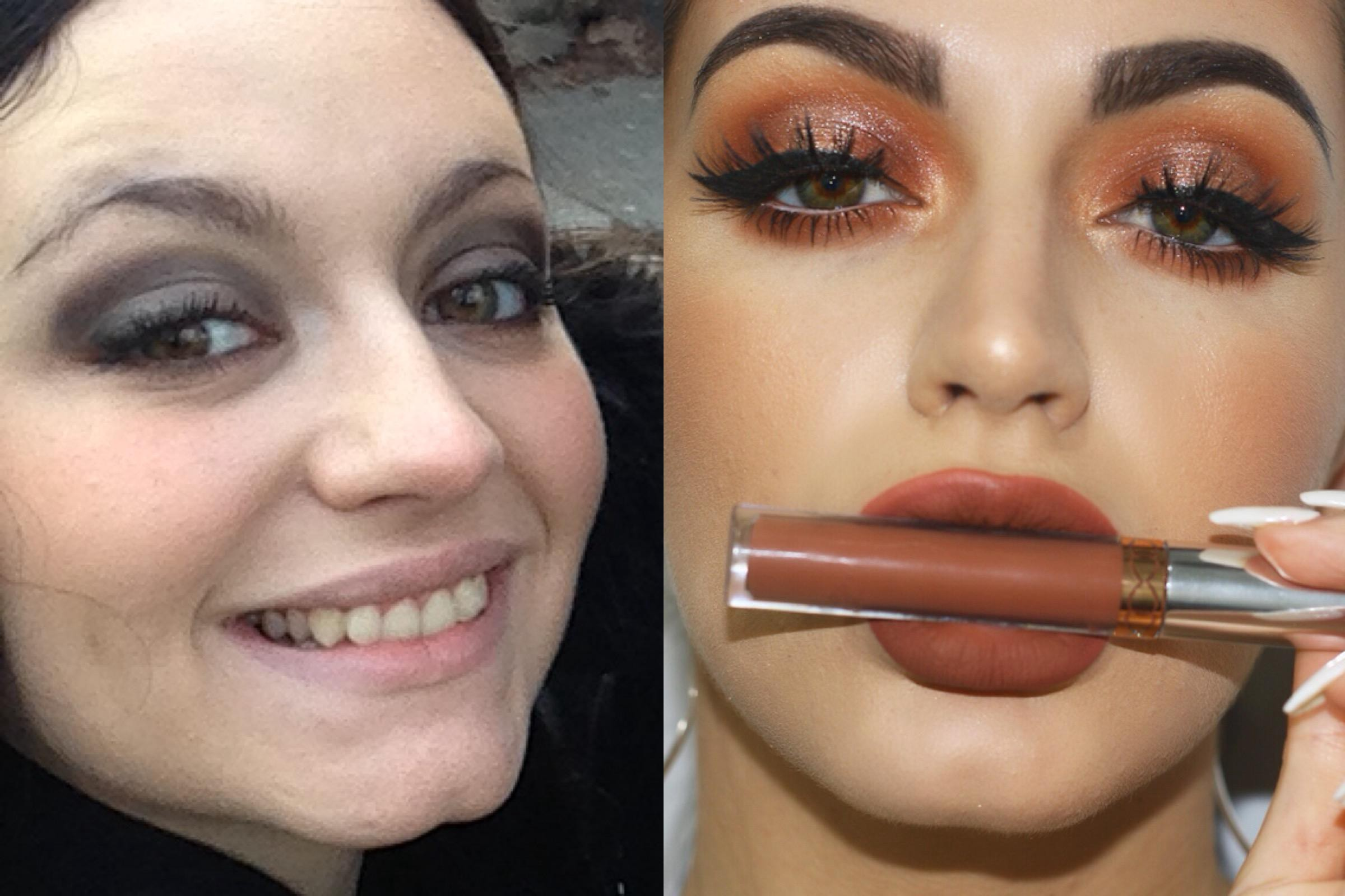 The Power Of Makeup Transformation | Before And After Makeup