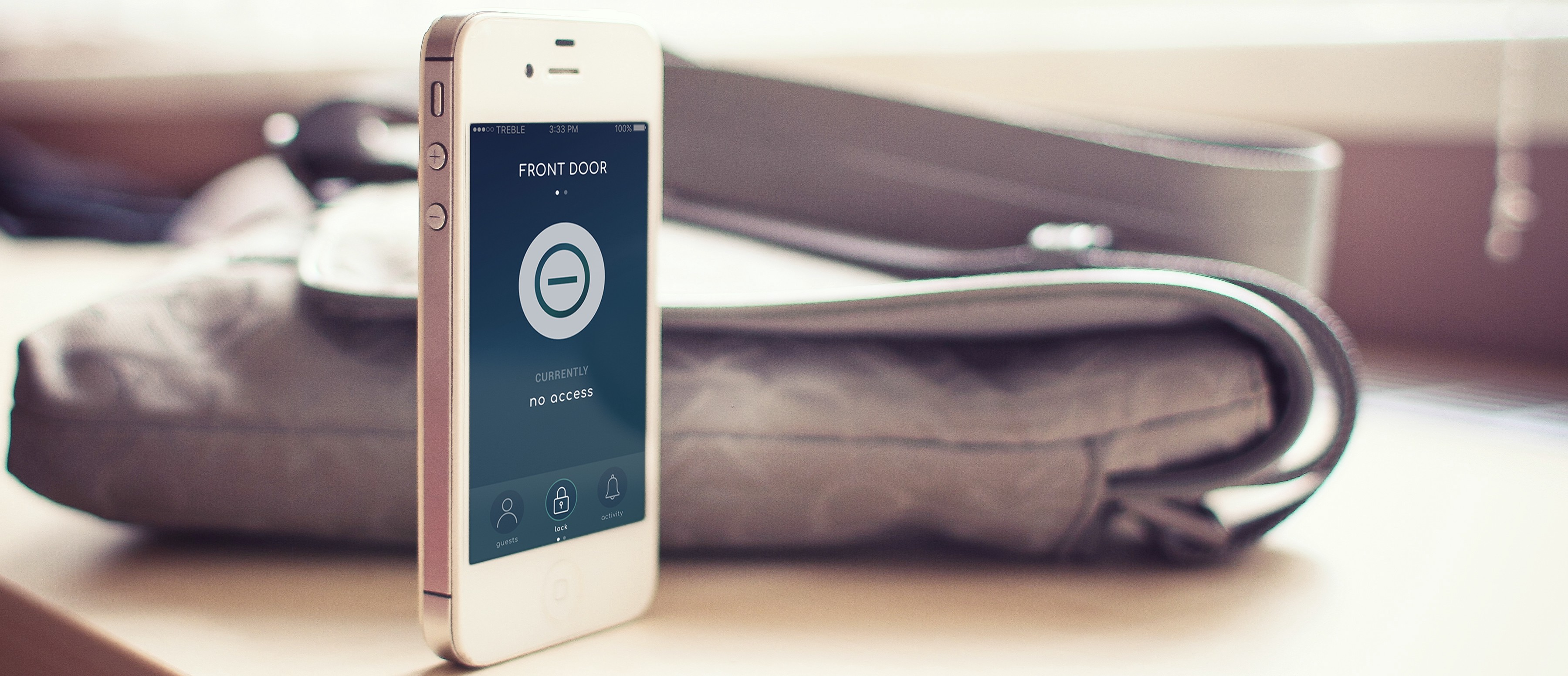 Designing a better user experience for a smart lock system