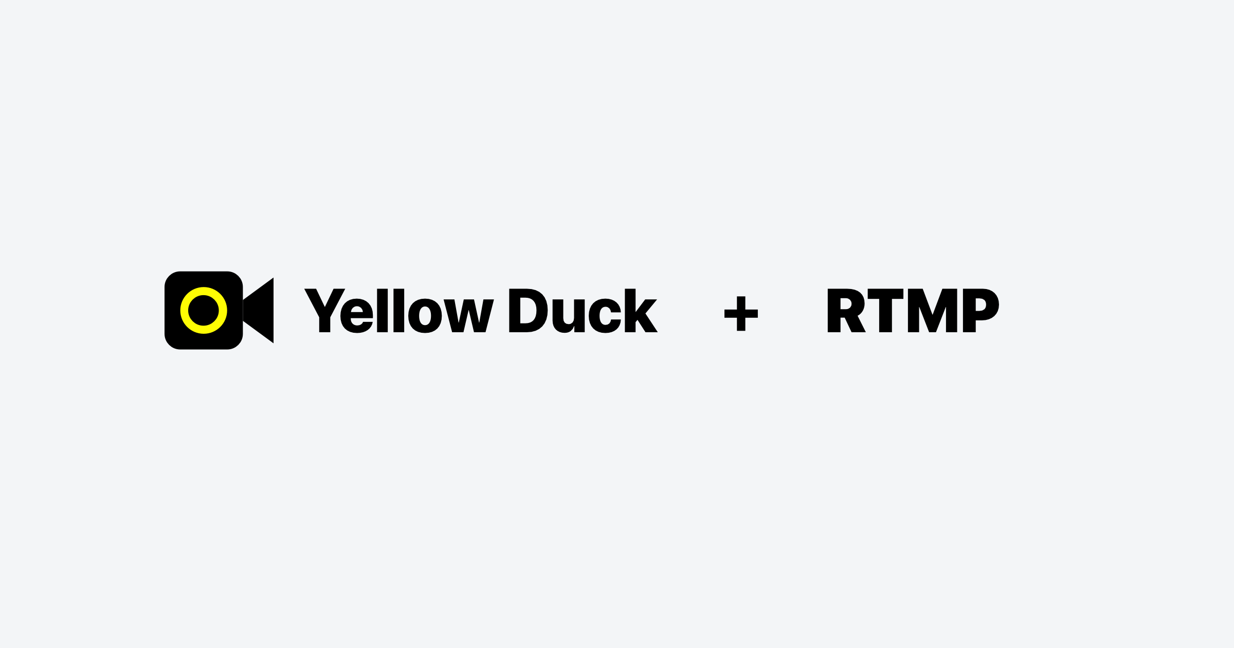 How to setup Yellow Duck with any encoder that supports