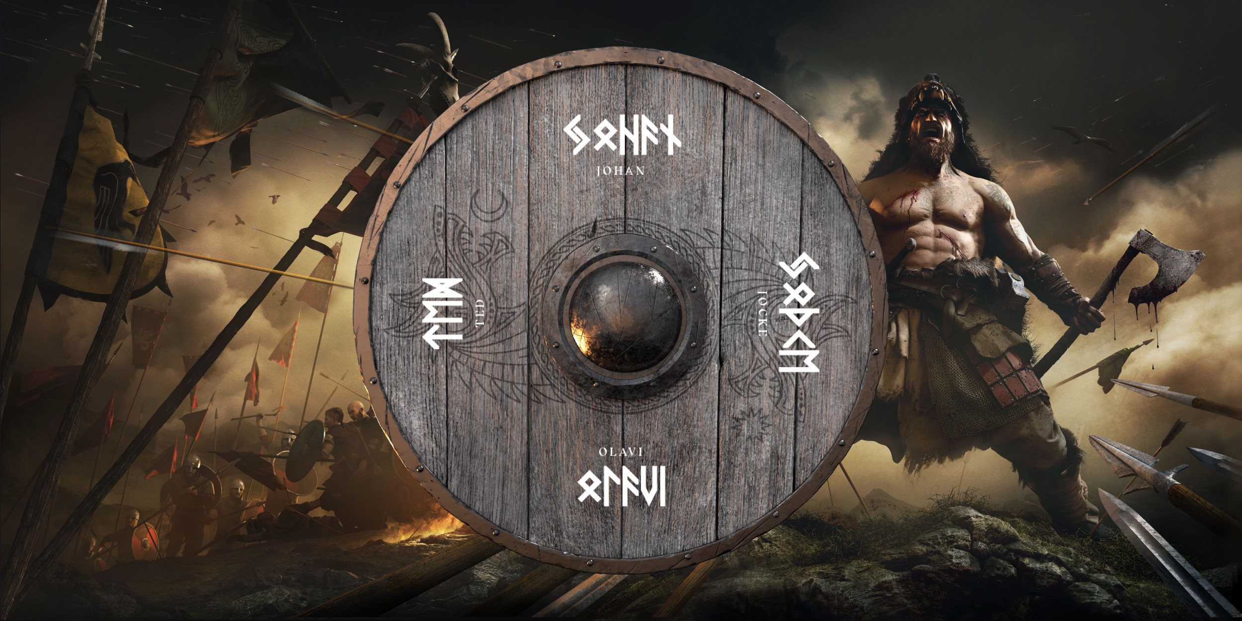 Crafting Shields for Vikings with Vue Components and Canvas