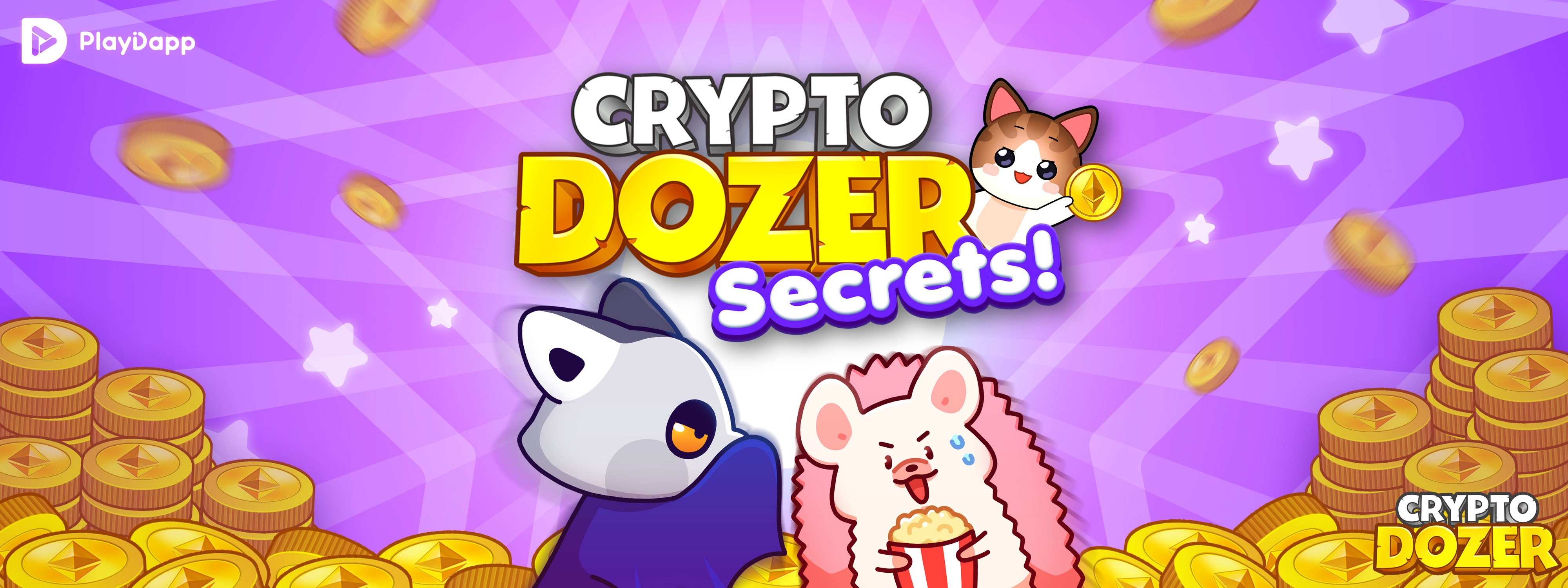 CryptoDozer Secrets #05 —Double Stack & Slide - PlayDapp - Medium
