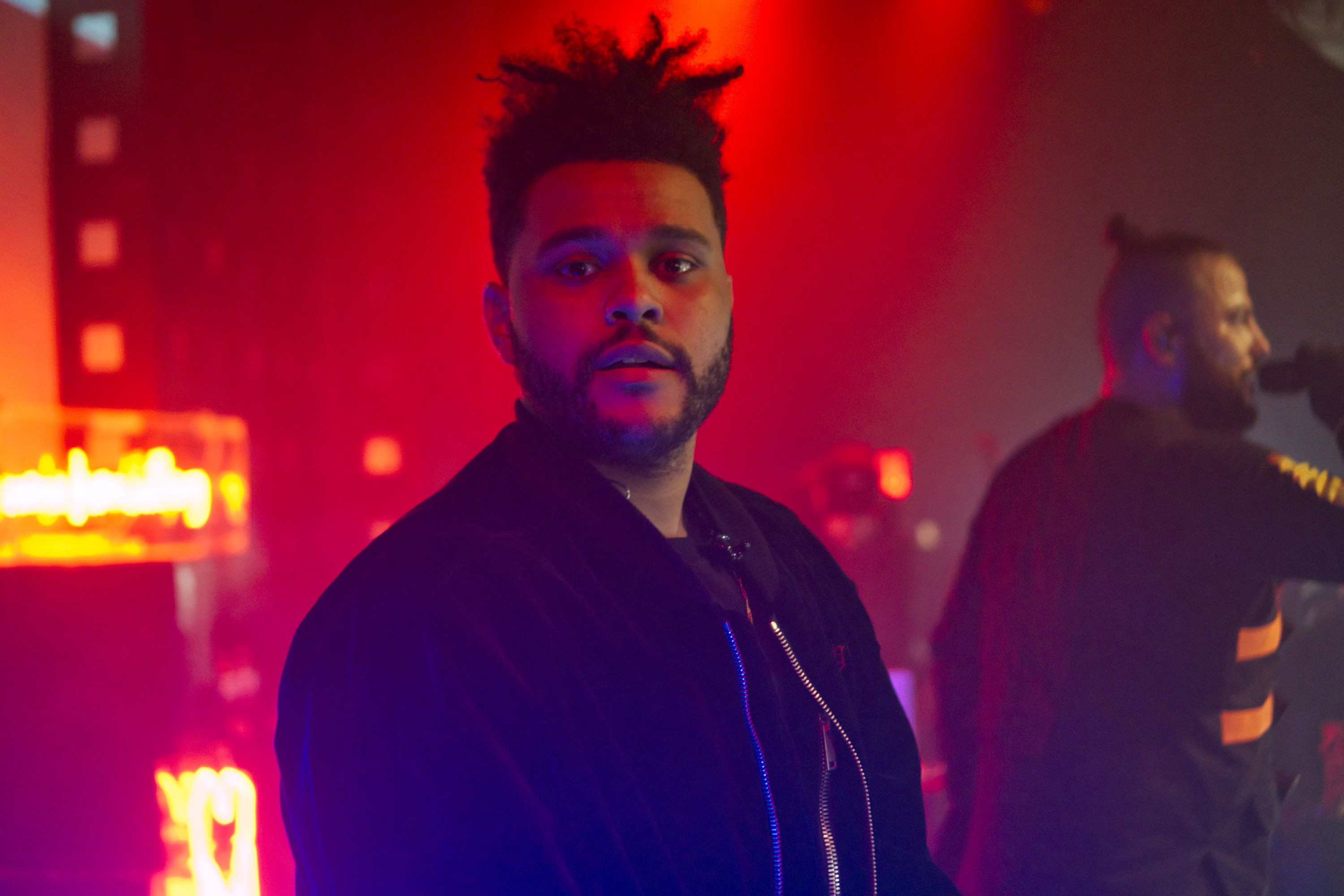 The Weeknd almost released an 'upbeat' album, Camila Cabello