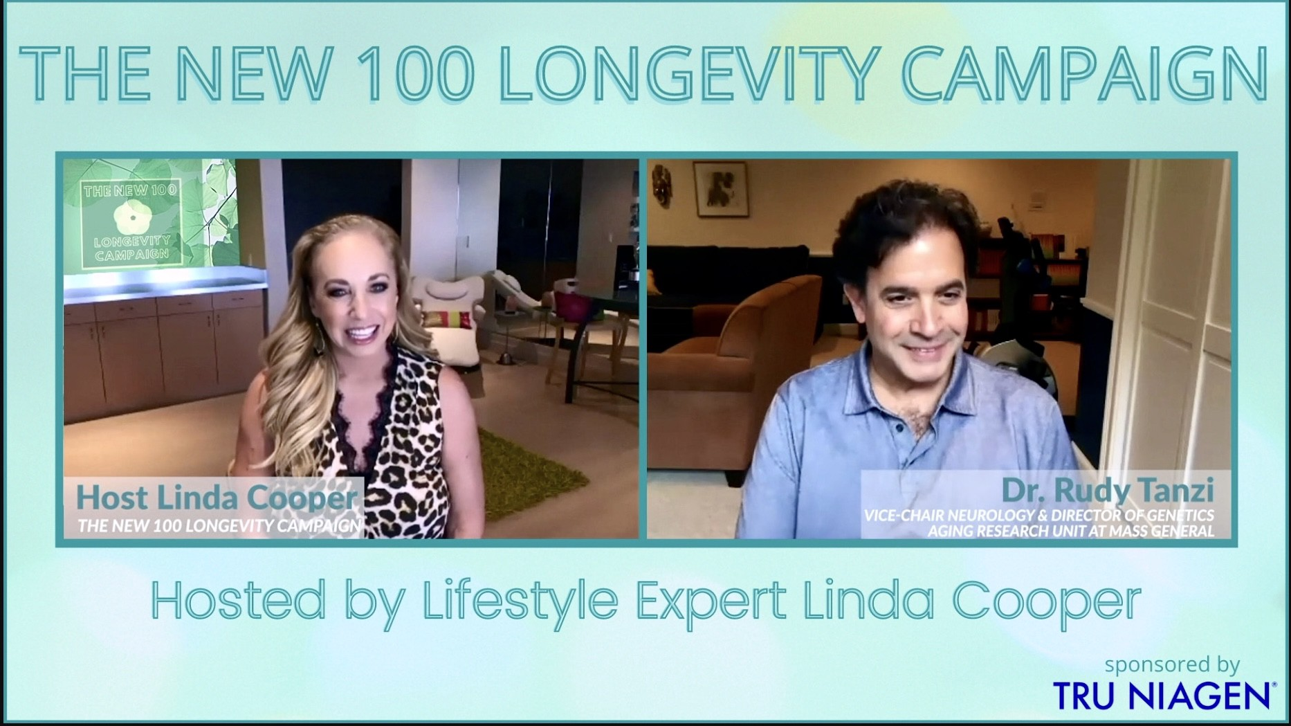 STOPPING ALZHEIMER'S: THE CURE & PREVENTION- EP5 THE NEW 100 LONGEVITY CAMPAIGN - cover