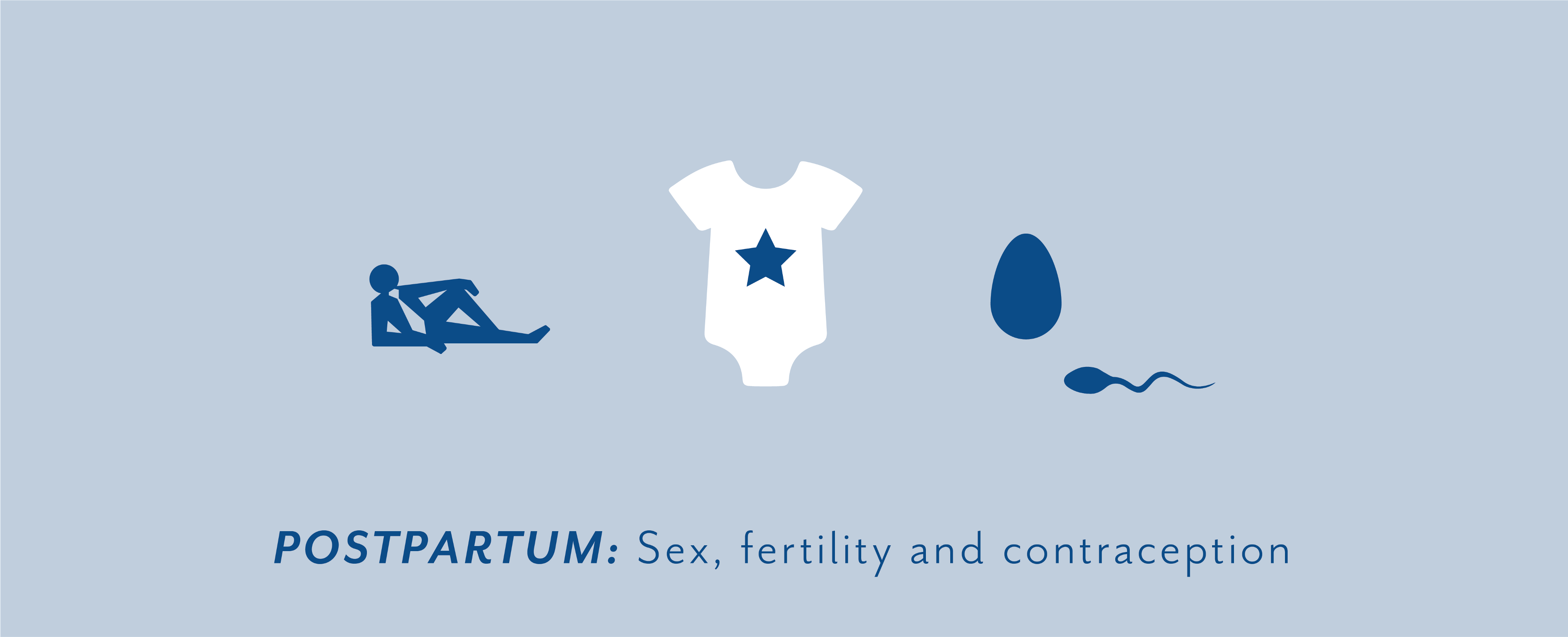 Postpartum: Sex, fertility, and contraception - Clued In - Medium