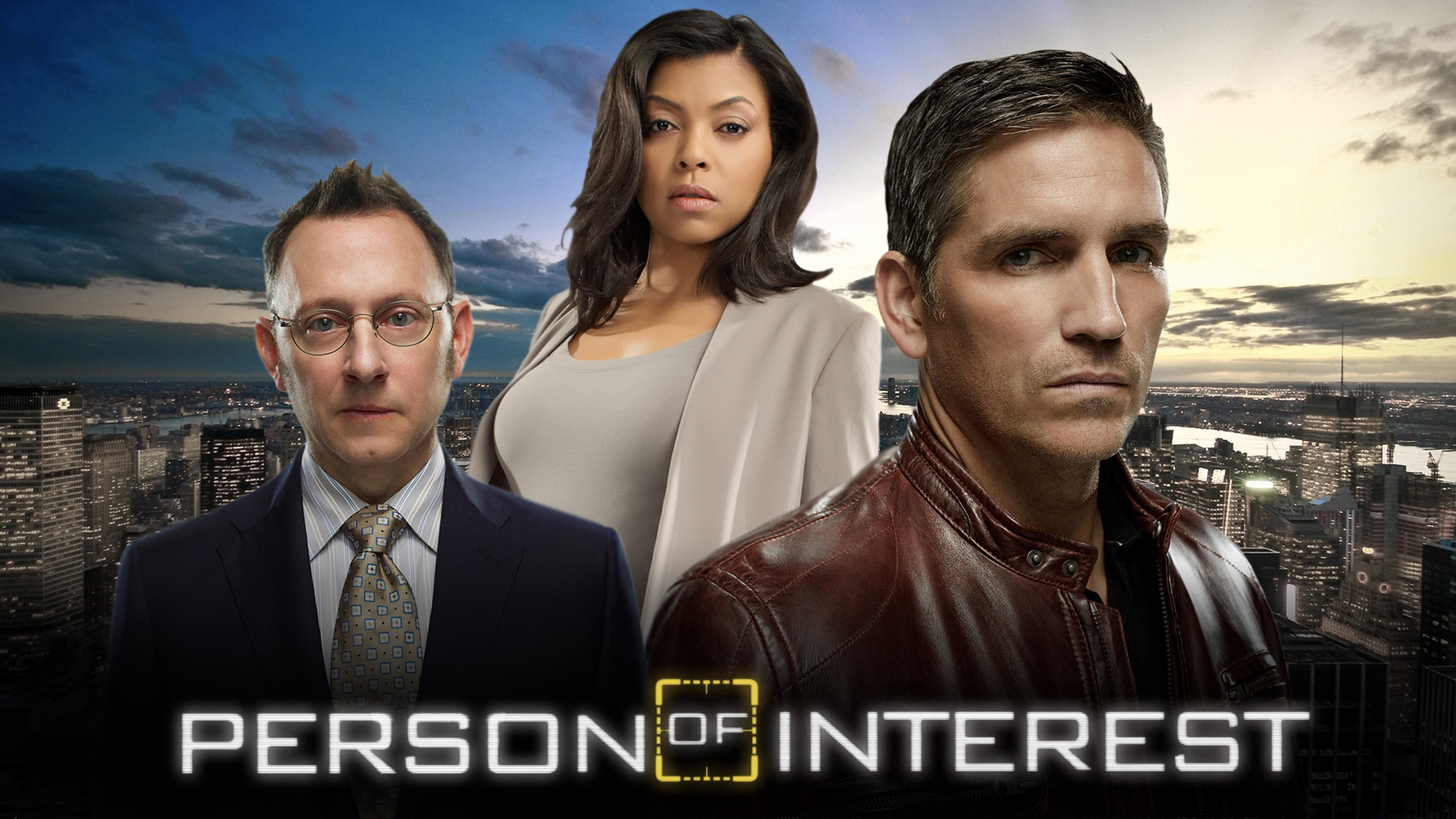 A Farewell Salute to Person of Interest - Panel & Frame - Medium