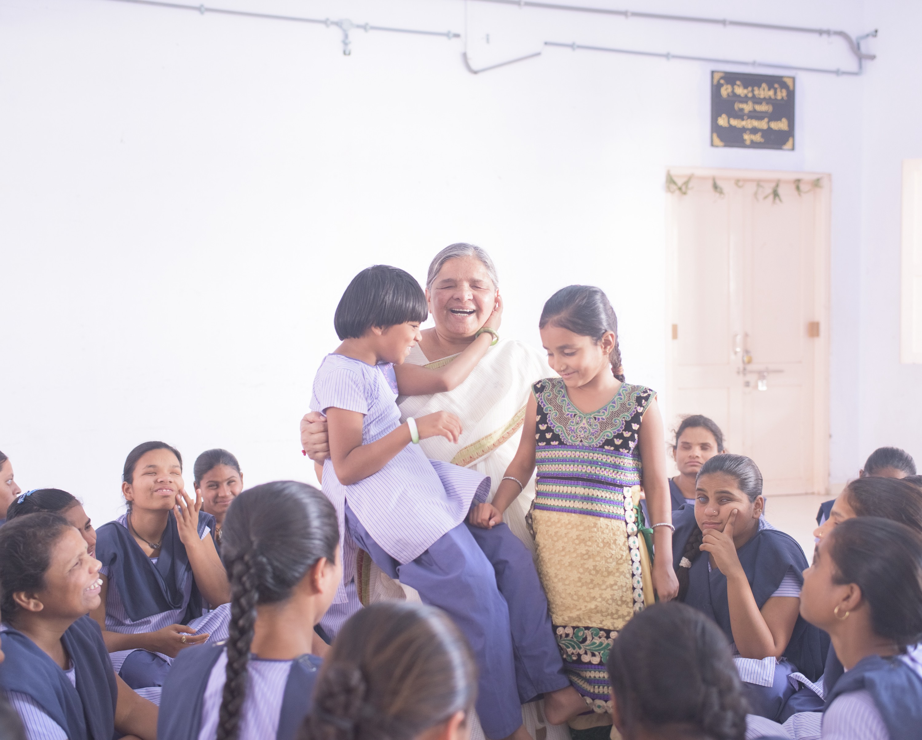 For India's Blind Women, A School With A Vision - BRIGHT Magazine