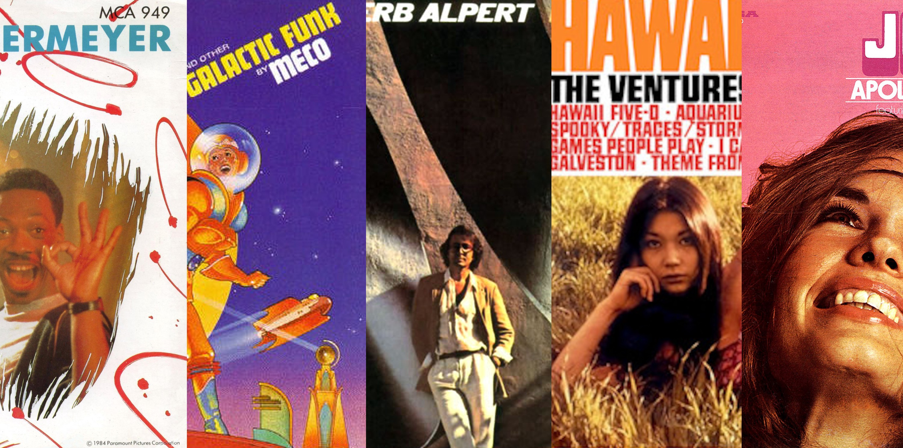 Rewind The Biggest Instrumental Hits of the Past 50 Years