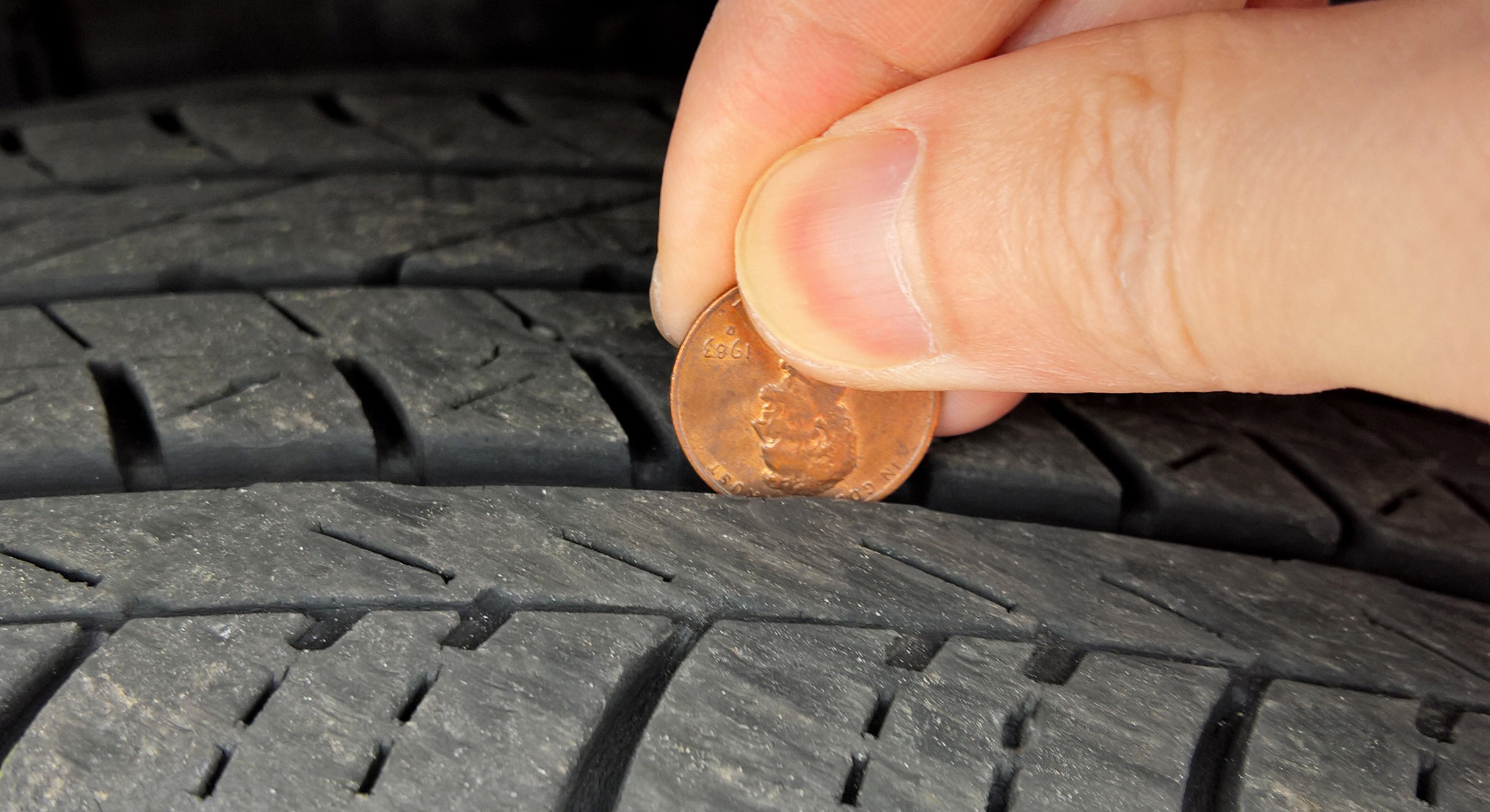 Tire Penny Test >> Tread Depth And Tire Safety The Truth About Bald Tires