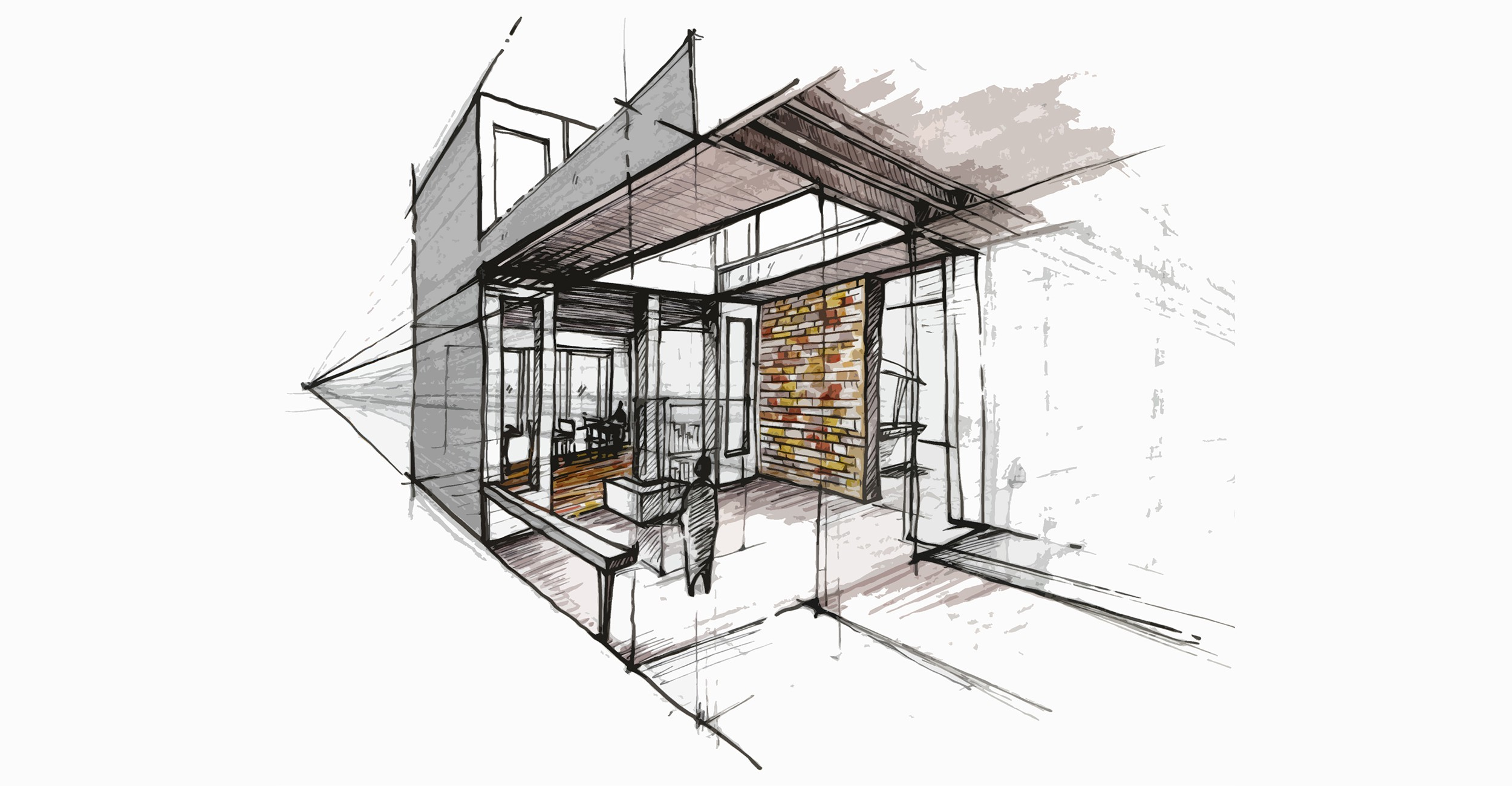 Sketching The Emotion In Architecture Scriba Stylus