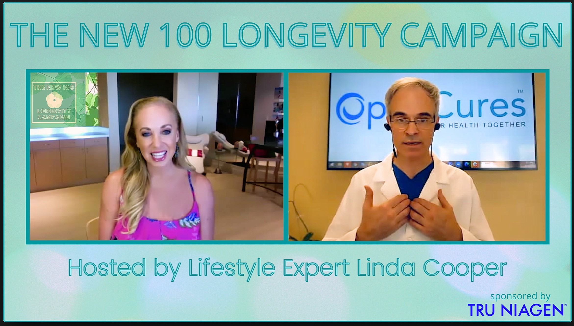 A CALL TO ACTION: REIMAGINING AGING- EP8 THE NEW 100 LONGEVITY CAMPAIGN