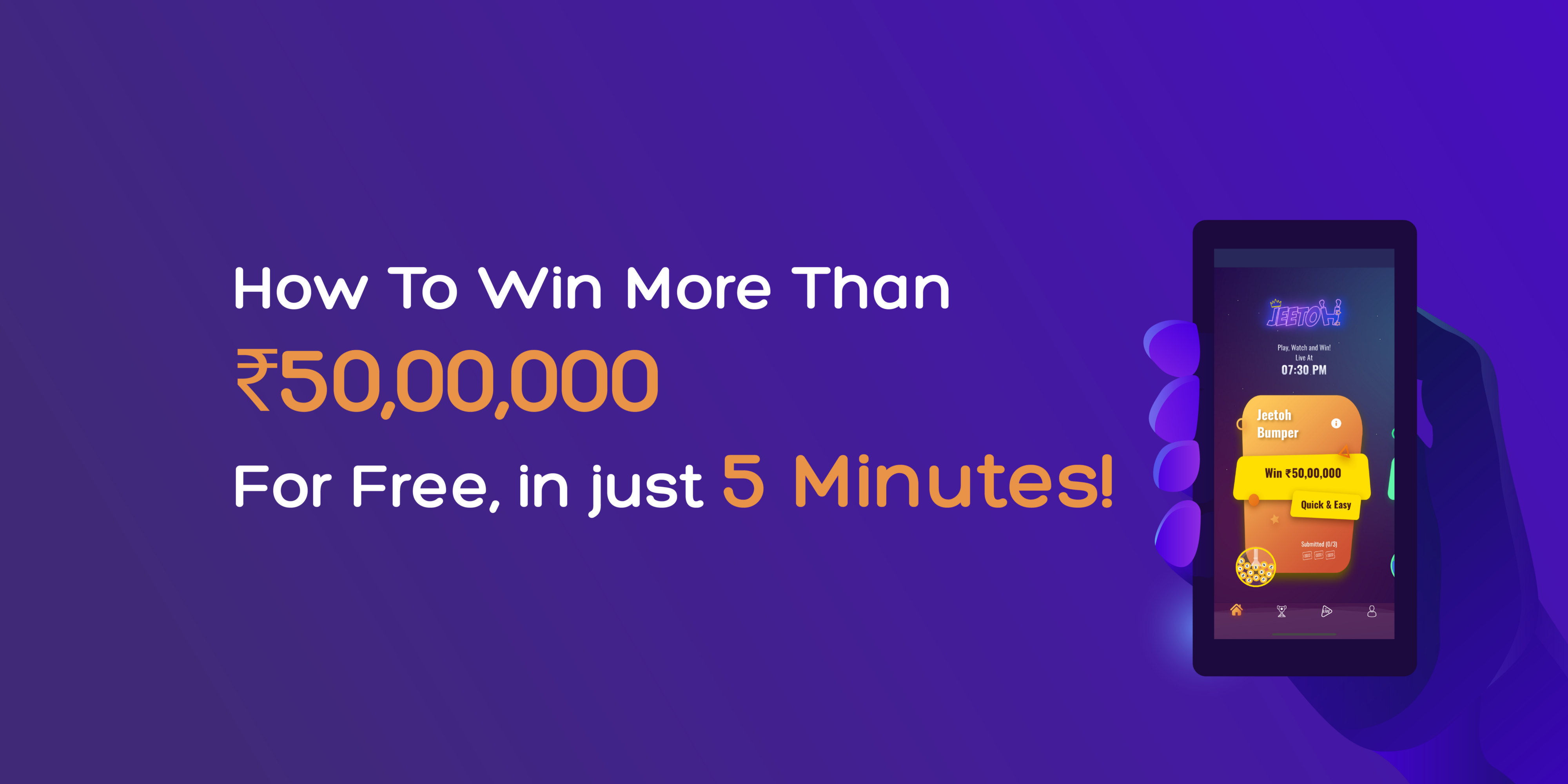 How To Win Money On The Jeetoh App For Free By Jeetoh Medium