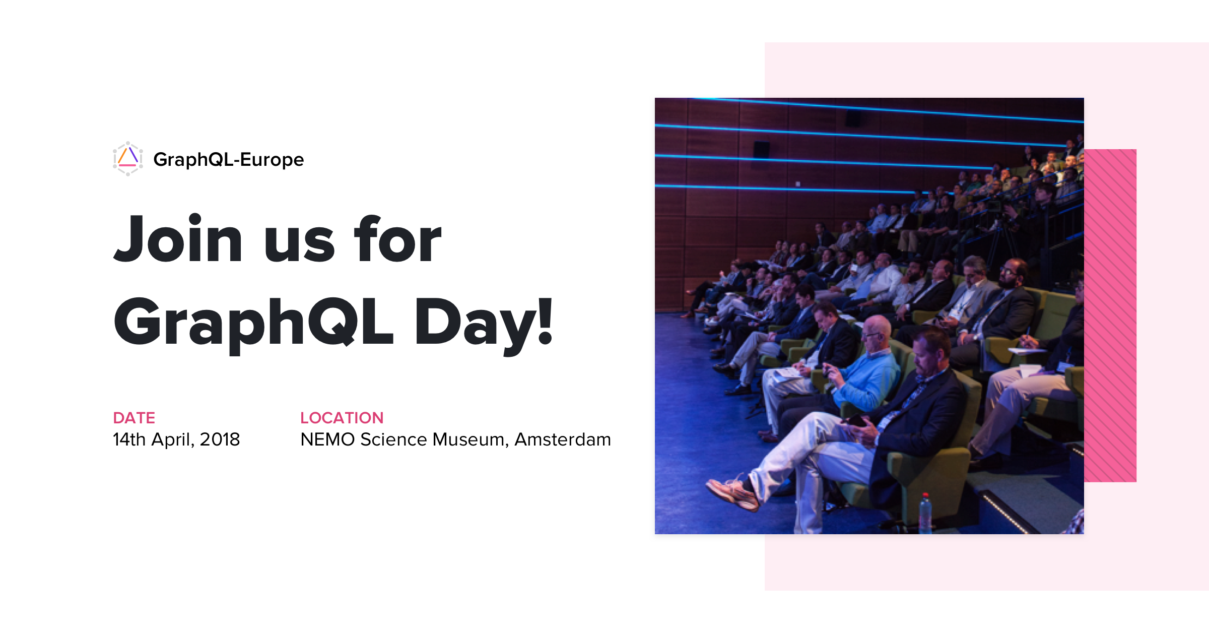 🇳🇱 Interviewing GraphQL Day Speakers (I) - graphqlconf