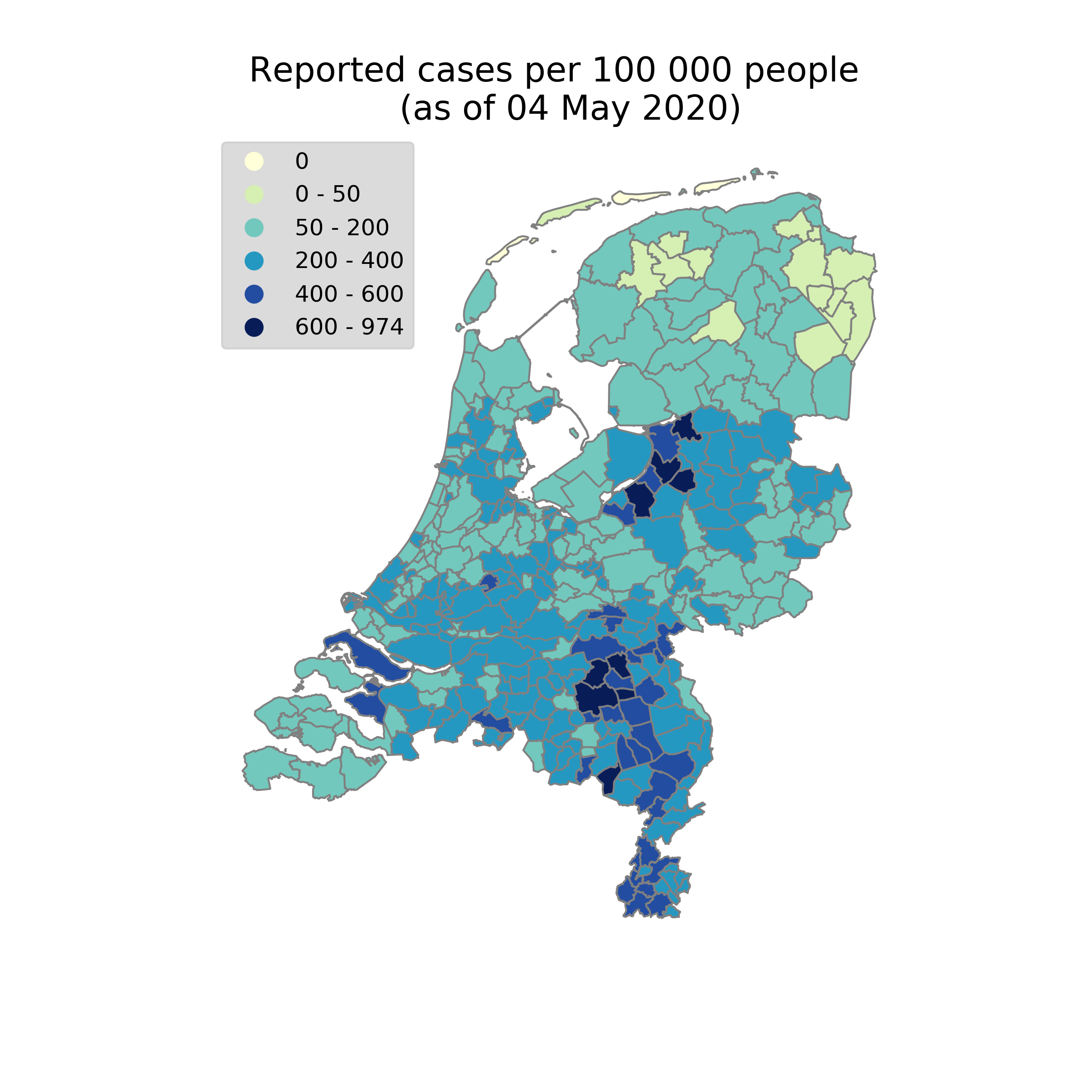 Picture of: Mapping The Covid 19 Outbreak In The Netherlands By Artem Zapara Ph D The Startup Medium