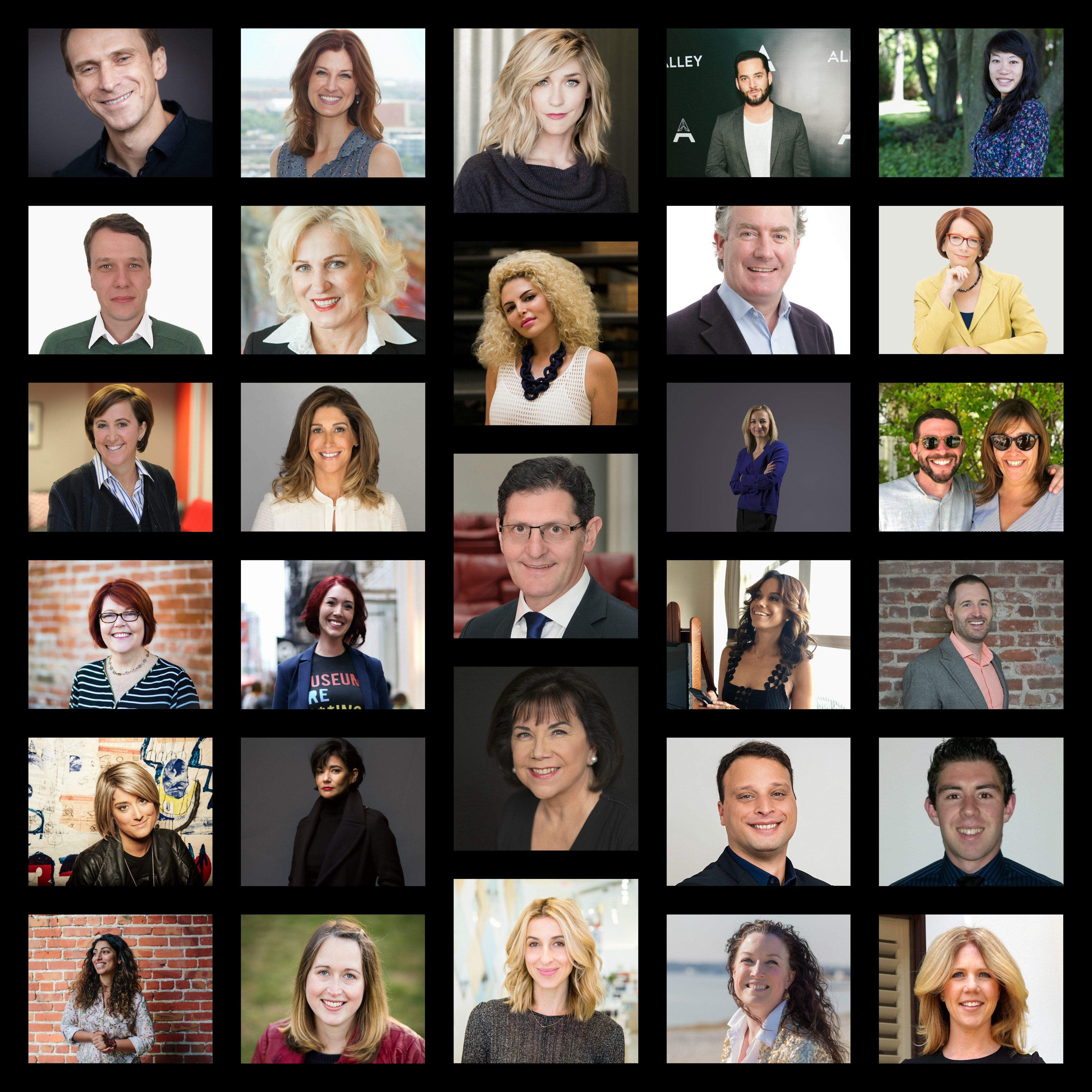 Falling Into Belief Gap What It Feels >> These 29 Executives Show How We Can Close The Gender Wage Gap
