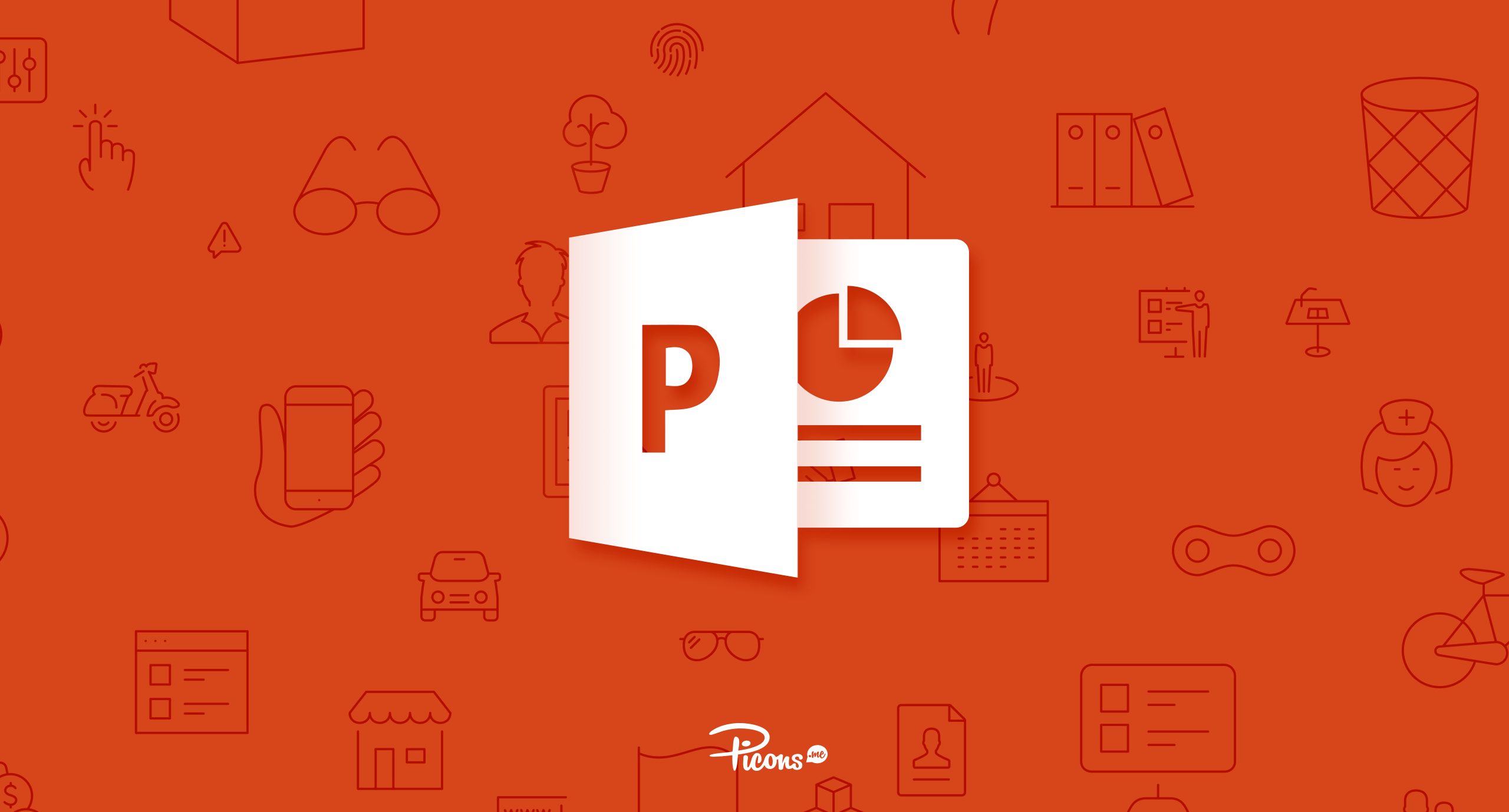How to Use Vector Icons (Objects) in Microsoft PowerPoint — the