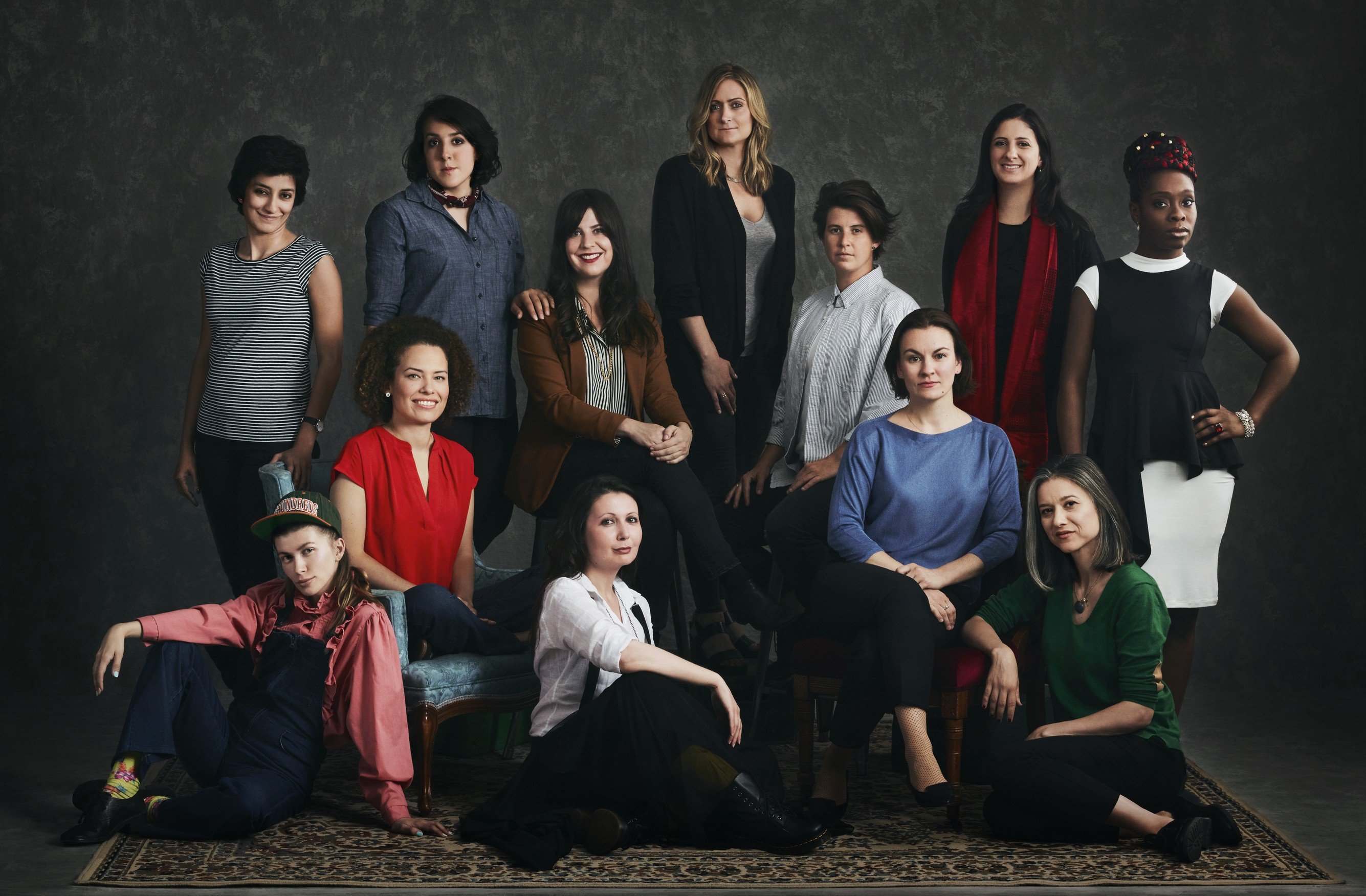 Meet 12 Women Breaking New Ground in the Arts - TED Fellows