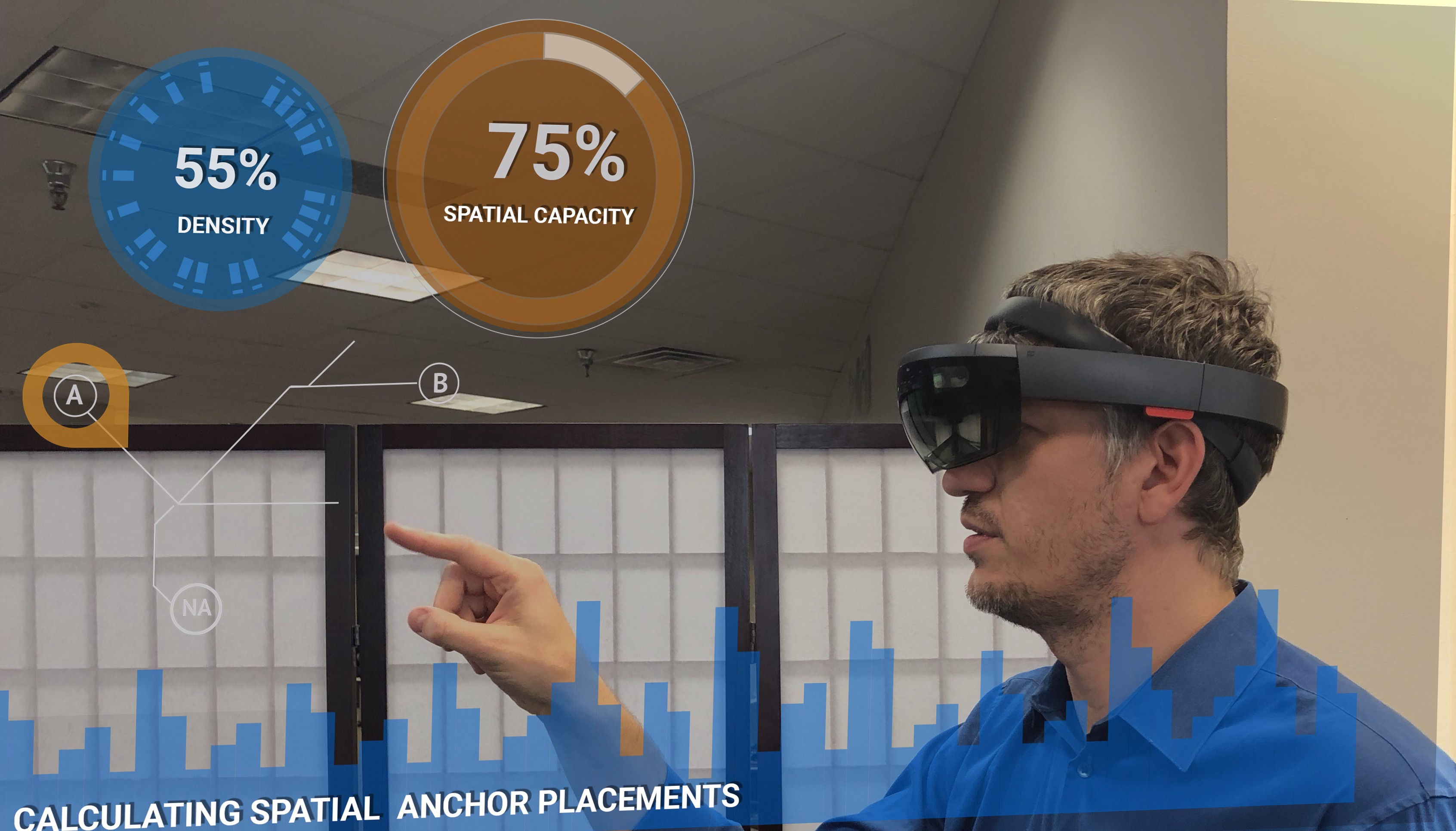 UX Design For AR & MR Devices: Part 1 the HoloLens - Preston