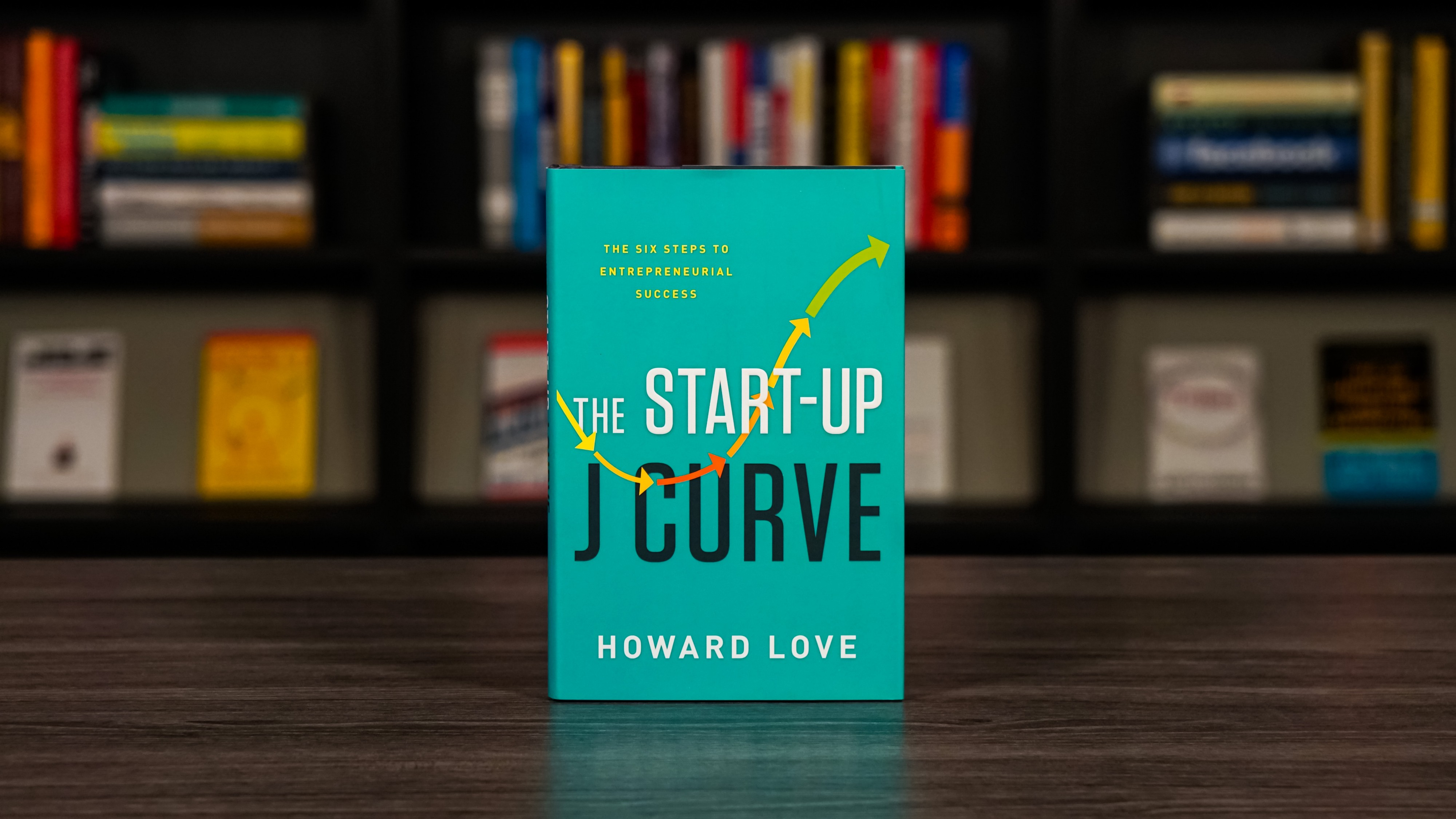The Start-up J Curve by Howard Love